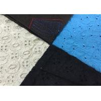 Buy cheap Plain Dyed 100% Cotton Fabric , Cotton Upholstery Fabric For Shirts / Home Textile from wholesalers