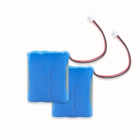 Buy cheap 11.1V 2000mAh 18650 Battery Pack For Electronic Digital Product product
