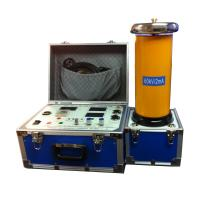Buy cheap ZGF DC High Voltage Generator Power Supply Equipment Arrester Tester from wholesalers