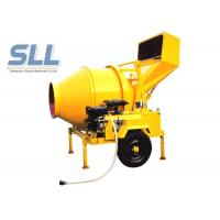 Buy cheap 750 Liters Industrial Cement Mixer / Construction Mixer Machine Electric Type from wholesalers