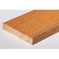 Buy cheap water resistant cumaru wood decking from wholesalers