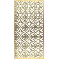 Buy cheap New design decorative metal perforated panels stainless steel screen for wall panels from wholesalers