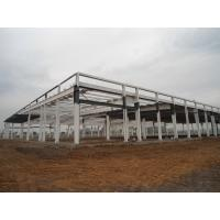 Buy cheap Designed steel structure warehouse,plant,workshop manufacture from wholesalers