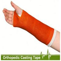 Buy cheap Free samples orthopedic  fiberglass casting tape orthopedic medical bandage from wholesalers