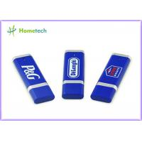 Buy cheap Usb 2.0 Flash Drive With Custom Print / Plastic Usb Security Disk from wholesalers