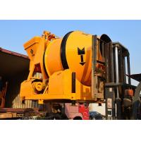 China Hydraulic Tractor Mounted Self Loading Portable Cement Mixer Stainless Steel Made on sale