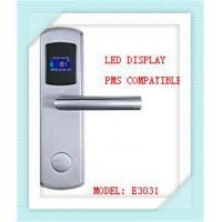 Buy cheap Intelligent RFID Fanshionable Hotel Card Lock from wholesalers