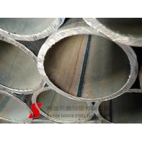 Buy cheap Cold Drawn Round Welded Steel Pipe , Weldable Steel Tubing For Auto Parts from wholesalers