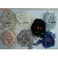 Buy cheap Lace Trim Scarves with Tassel (0908-03) product