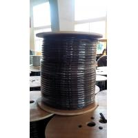 Buy cheap Tri-Shield Coaxial Cable RG6 With ROSH Standard Copper Clad Steel Conductor PVC Jacket product