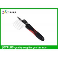 Buy cheap JOYPLUS Metal Rubber Pet Hair Remover Brush OEM / ODM Acceptable 26CM from wholesalers