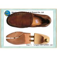 Buy cheap Wooden Mens Shoe Stretchers/ Adjustable Shoe Tree For Leather Shoes from wholesalers