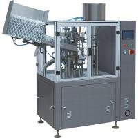 Buy cheap Aluminum / Plastic Tube Filling Sealing Machine High Speed Series Auto from wholesalers