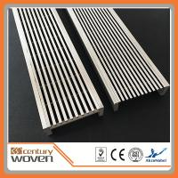 China Stainless steel linear shower drain on sale