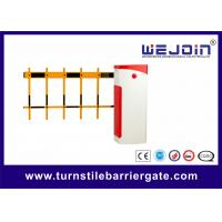 Outdoor Waterproof Parking Barrier Gate Automatic Vehicle Barriers