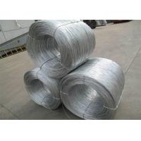Buy cheap Soft Hot Dipped Galvanized Wire , Mild Steel Binding Wire For Construction from wholesalers