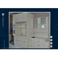 Buy cheap Wood Dental Chemical Ductless Fume Hood Air Clean For Laboratory from wholesalers