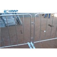Buy cheap Road Safety Welded Wire Panels , Coated Wire Fence Stable 2.1*1.1m Panle Size from wholesalers