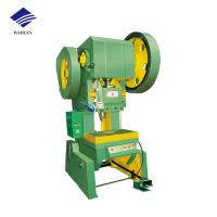 Buy cheap Metal Hole Punching Machine Manual from wholesalers