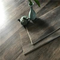 Buy cheap Luxury LVT Wood Like Click Lock Vinyl Plank Flooring plastic carpet floor price per meter from wholesalers