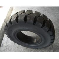 Buy cheap solid forklift truck tire 825-15 from wholesalers