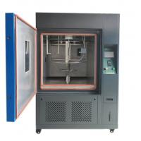 Buy cheap 288 L Xenon Arc Test Chamber , Wxenon Lamp Test Equipment For Electronic Product from wholesalers