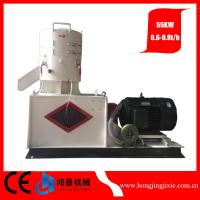 Buy cheap Chicken Manure Biomass Pellet Machine/Make Pellets in Home with Good Price from wholesalers