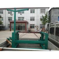 Buy cheap Card clothing mounting machine for cylinder from wholesalers
