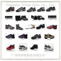 Buy cheap Wholesale black leather shoes modern shoes jazz style of men and women dance shoes from wholesalers