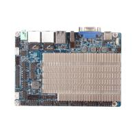 Buy cheap Industrial PC Motherboard Mini ITX , Industrial Computer Motherboard Dual Core from wholesalers