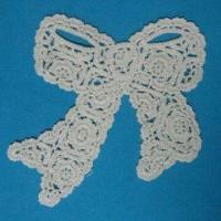 Buy cheap Crochet Lace Motif, Made of Cotton Yarn, with Tolerance Ranging from 0.3 to 0.5cm from wholesalers