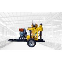 Buy cheap Deep water well drilling machine AKL - 200L for exploration , economy from wholesalers