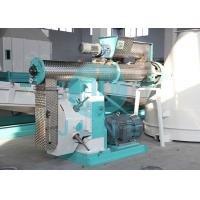 Buy cheap 3 ~ 5t/h Poultry Feed Pellet Machine / Cattle Feed Manufacturing Machine from wholesalers