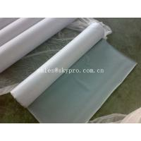 Buy cheap Food Grade Silicone Natural Rubber Sheet Roll Clear Sticky FDA 0.1 - 30mm Thickness from wholesalers