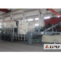 Buy cheap Primary Jaw Crusher / Mobile Medium Hard Stone Crushing Plant 80kw from wholesalers