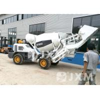 Buy cheap Industry Self Loading Concrete Mixer 1.5 Cubic Meter Concrete Mobile Mixer from wholesalers