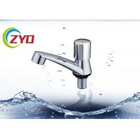 Buy cheap Modern Water Tap Faucet Abs Plastic Chrome Plating Ceramic Cartridge from wholesalers
