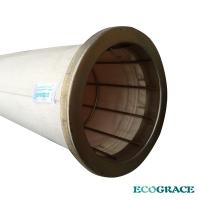Buy cheap High Tensile 1 Micron Nomex Filter Bag / Aramid Bag Filter In Cement Plant from wholesalers