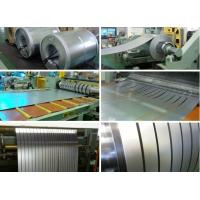 Buy cheap Slitting SGCH (Full hard) EN 10147 Hot Dip Galvanized Steel Strip For Constructual Purlins from wholesalers