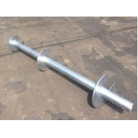 Buy cheap Foundation System Ground Screw Anchor / Ground Screw Pile For Helical Pile Underpinning from wholesalers