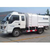 Buy cheap Hydraulic Side Loader Garbage Truck 5000L Special Purpose Vehicles For Collecting Refuse from wholesalers