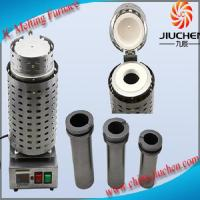 Buy cheap JC CE Melting Gold Furnace Jewellery Casting Machine from wholesalers