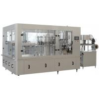 Buy cheap Steam Sterilization Electric Small Scale Aseptic Milk Filling Line from wholesalers
