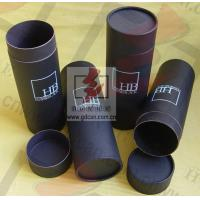 Buy cheap Brown Cosmetic Paper Tube Packaging Recoverable Paper Cylinder Packaging from wholesalers