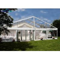 Buy cheap Luxury Marquee Party Tent  Clear Span Wedding Celebration 10x30 Party Tent  from wholesalers