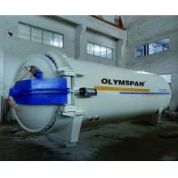 Buy cheap Composite Autoclave with limit block and safety valve and interlock product