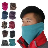 Buy cheap 2015 winter polyester scarf fabric scarf model head men head scarf from wholesalers