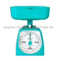 Buy cheap 2kg mechnical spring kitchen scale from wholesalers