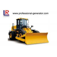 Buy cheap 15.5 Ton 4WD Wheel Bulldozer with 220HP/160kw Cummins Engine from wholesalers