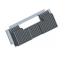 Buy cheap Heat Insulation Extruded Aluminum Profiles For Medical Equipment Corrosion Resistance product